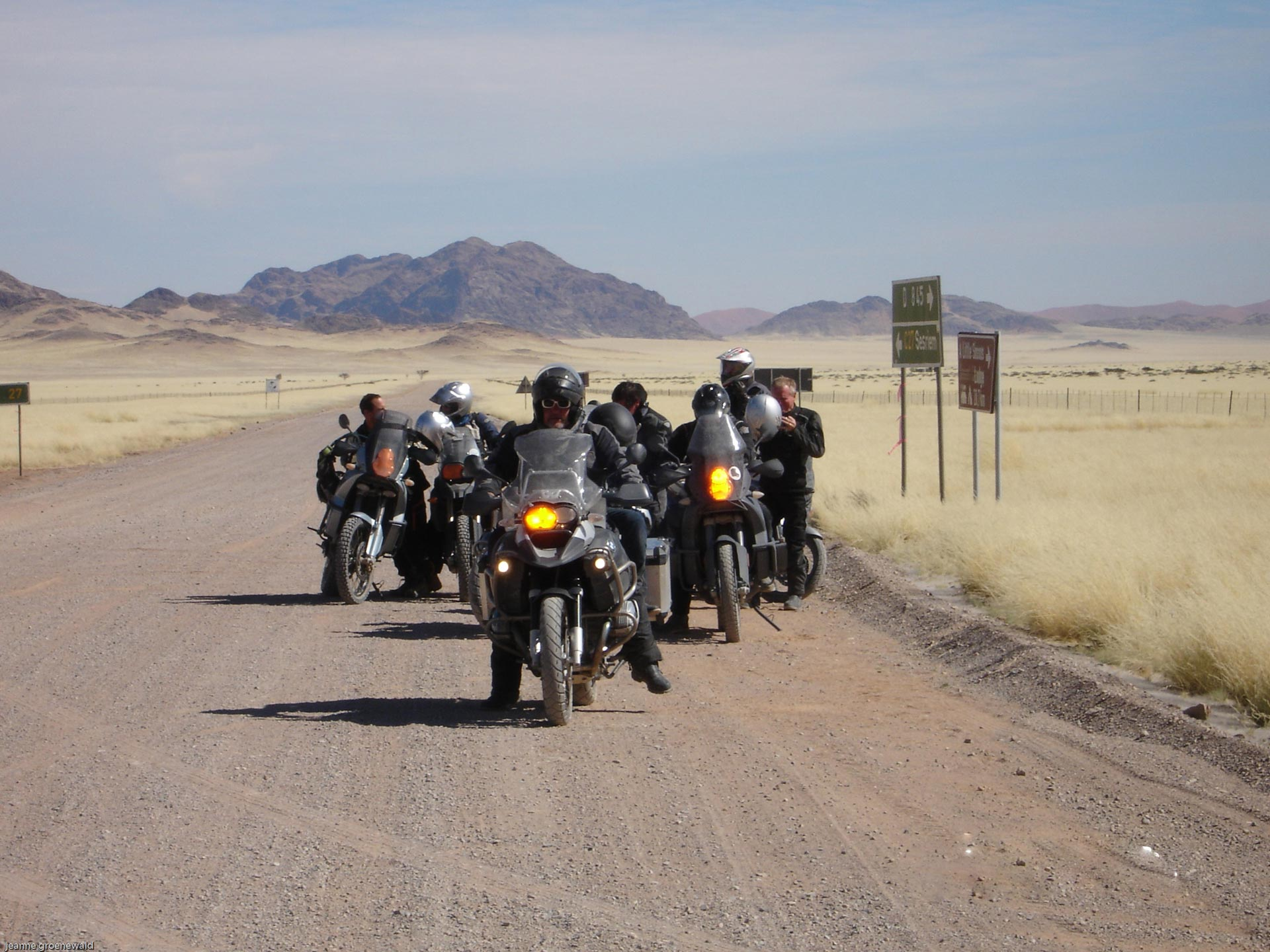 Namibia/South Africa motorbike tour Ride2Roam