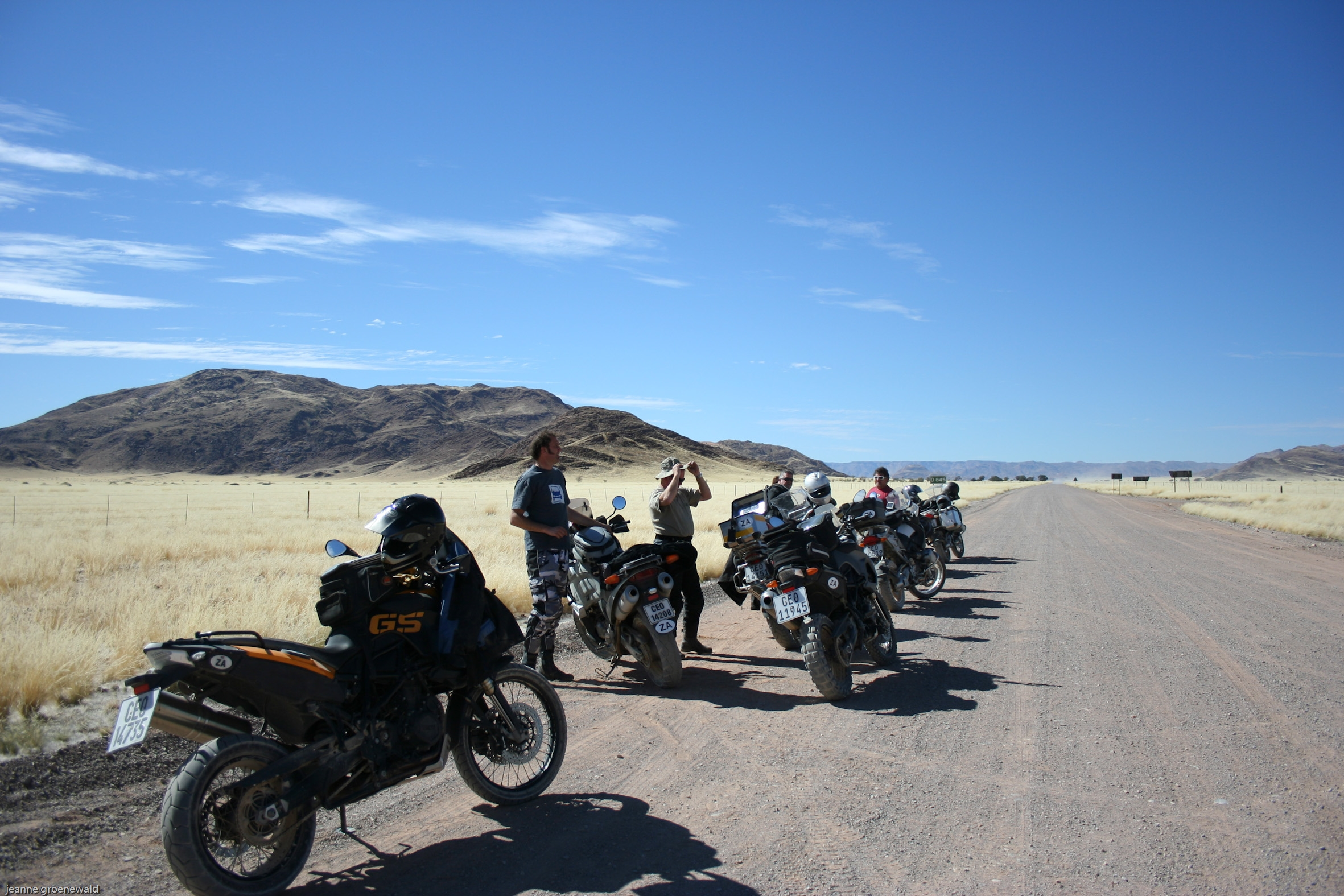 South Africa/Namibia motorbike tour Ride2Roam